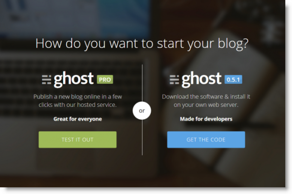 Ghost writing service platforms