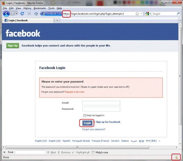 Facebook adds https to get more secure