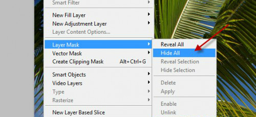 Layer Masks Photoshop