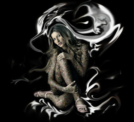 Smoke Effect Photoshop