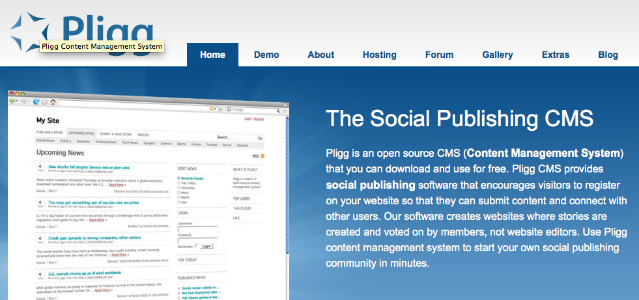 New Pligg Content Management System Successful Home Based Business