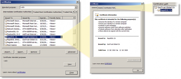 SSL Certificates Explained - What is an SSL Certificate